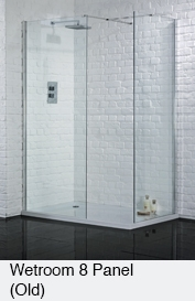 Wetroom 8 Panel Old